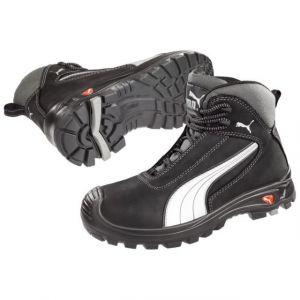 Puma Safety Chaussure de sécurité Cascades Mid S3 HRO SRC taille 39