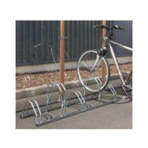 Image de Mottez Range-vélos mural pour 5 vélos B140V