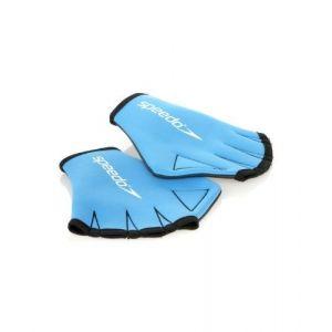 Speedo Equipment Aqua Glove Gants de natation Bleu M