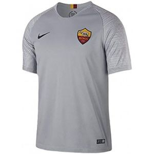 Nike Maillot de football 2018/19 A.S. Roma Stadium Away pour Homme - Gris Taille XL