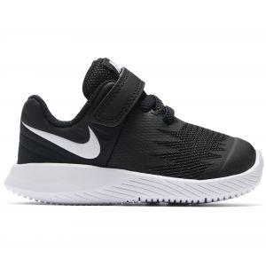 Nike Chaussures running Star Runner Tdv - Black / White - Taille EU 22