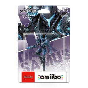 Nintendo amiibo N°81 - Samus sombre Figurine