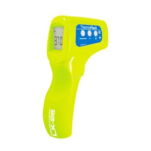 Visiomed Thermoflash LX-26 Thermomètre sans Contact Pop Vert