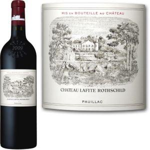 Château Lafite Rothschild 2010 - Vin rouge de Bordeaux (AOC Pauillac)
