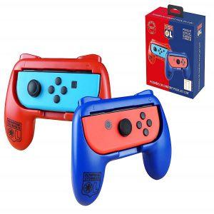 Subsonic Grips support manette pour JoyCons Nintendo Switch Olympique Lyonnais