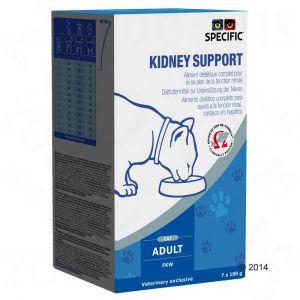 Specific Barquettes chat FKW Kidney Support Contenance : 7 barquettes de 100 g