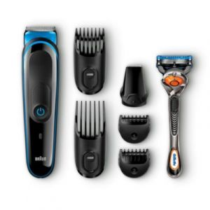 Braun MGK 3045 - Tondeuse barbe et cheveux MultiGroomingKit