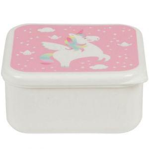 Sass & Belle Sass Belle Rainbow Unicorn Lunch Box