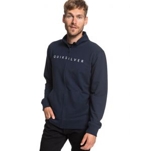 Quiksilver Athletic Sweat Homme, Navy Blazer, FR : M (Taille Fabricant : M)