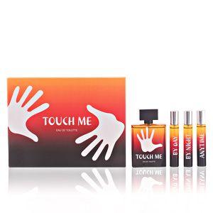 Concept V Design Touch Me - Coffret eau de toilette et 3 vapo de 20 ml