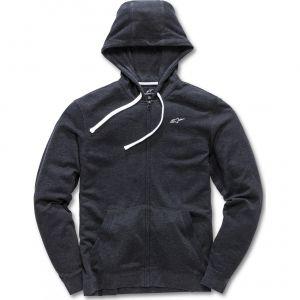 Alpinestars Sweat zip à capuche Bona Fide noir - L