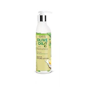 ORS Olive Oil For Naturals Lotion capillaire hydratante 252 ml