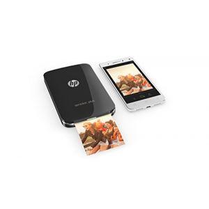 HP Sprocket Plus - Imprimante couleur avec Papier photo ZINK Sticky-Backed (10 feuilles)