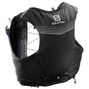 Salomon ADV SKIN 5 SET Sac hydratation / Gourde Noir - Taille S