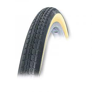 VEE-Rubber Pneus Confort Vr-015mi - Translucent / Black - Taille 16 x 1.38