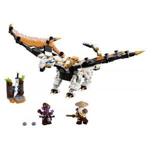 Lego NINJAGO Le dragon de Wu - 71718, Jouets de construction