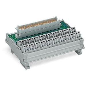 Wago 289-43 - Module interface 48 pôles avec connecteur type F, DIN 41612 connecteur mâle, droit conditionnement 1 pc(s)