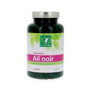 Boutique Nature Ail Noir 600 mg - 60 gélules