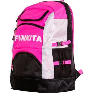 Funkita Elite Squad - Sac à dos natation - rose/noir Accessoires natation