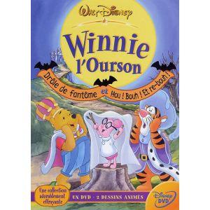 Winnie l'Ourson : Drôle de fantômes - Hou ! Bouh ! Et re-bouh !