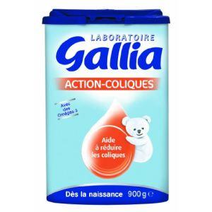 Gallia Lait Action Coliques 900g - de 0 à 12 mois