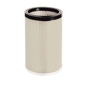 Far Tools 101817 - Filtre cartouche papier pour aspirateur vide-cendre
