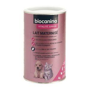 Biocanina Biocajunior Lait maternisé Boite 400 g