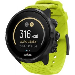 Suunto Montre sport GPS 9 Lime