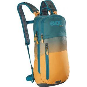 Evoc CC - Sac à dos - 6l orange/Bleu pétrole Sacs à dos vélo
