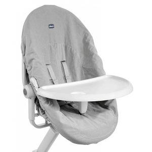 Chicco Kit Repas Baby Hug 4-en-1 (Tablette + Housse)