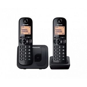 Panasonic KX-TGC212 - Téléphone sans fil
