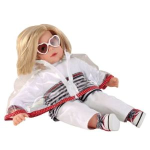 Gotz Bébé Hannah à la mer (42 cm)