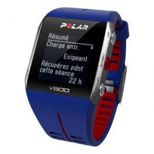 Polar V800 HR - Montre GPS avec ceinture cardio