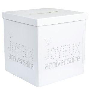 Tirelire urne Anniversaire