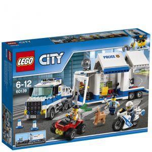 Lego 60139 - City : Le poste de commandement mobile
