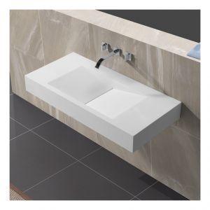 Lavabo Vasque Salle De Bain 100 Cm Comparer 1753 Offres