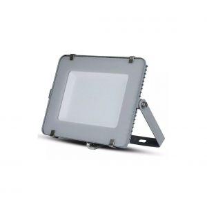 V-TAC Projecteur d'éclairage LED VT-150 GR 6400K 483 LED intégrée Puissance: 150 W blanc froid N/A