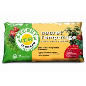 Secret vert Terreau de rempotage 1,5 kg