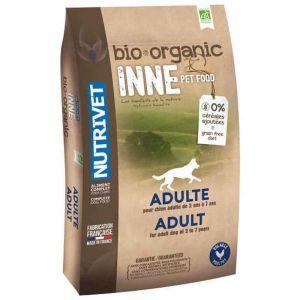Nutrivet INNE PET FOOD Aliment Complet Bio pour Chien Adulte 3 kg