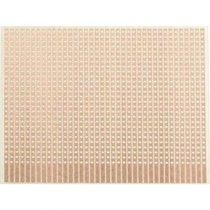 WR Rademacher Platine d'expérimentation WR-Typ 906-1 VK C-906-1-EP Epoxy (L x l) 80 mm x 50 mm 35 µm Pas 2.54 mm 1 pc(s