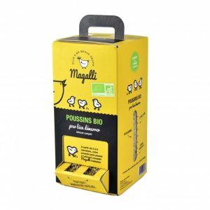 Image de Magalli Boîte mangeoire Bio pour poussins 1,5 kg