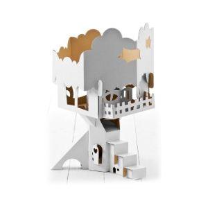 Cabane en carton comparer 38 offres - Cabane en carton a colorier ...
