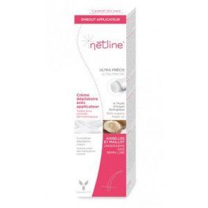Laboratoires Bioes Netline - Crème dépilatoire avec applicateur