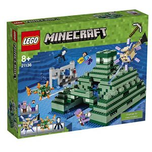 Lego 21136 - Minecraft : Le monument sous-marin