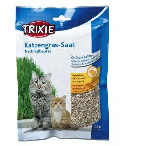 Trixie Herbe à chat biologique semences 100 g