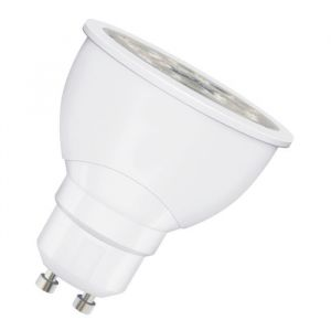 Osram Smart+ -Spot Connecté LED Couleurs RGBW - Culot GU10 - Equivalent 50W - Couleurs RGBW et du Blanc Chaud 2000K au Blanc Froid 6500K - Compatible Zigbee
