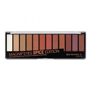 Rimmel Spice Edition Magnif'eyes 12 Pan Shade Palette 14g