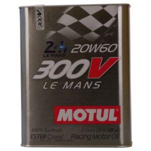 Motul Huile moteur 300V Le Mans 20W60 Essence et Diesel 2 L
