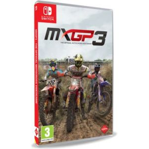 Bigben Interactive MX GP 3