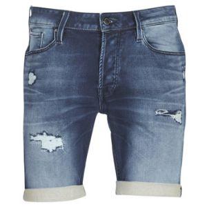 Jack & Jones NOS Jjirick Jjicon Shorts Ge 854 I.k. STS Bleu Blue Denim, 56 (Taille Fabricant: X-Large) Homme
